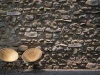 Stone Wall (400 x 208 cm) Low