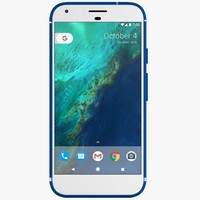 3d model google pixel xl really
