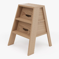 Step Ladder Stool 12
