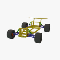 printable buggy car stl max