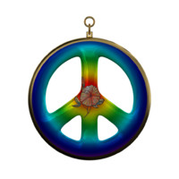 3d peace sign modelers