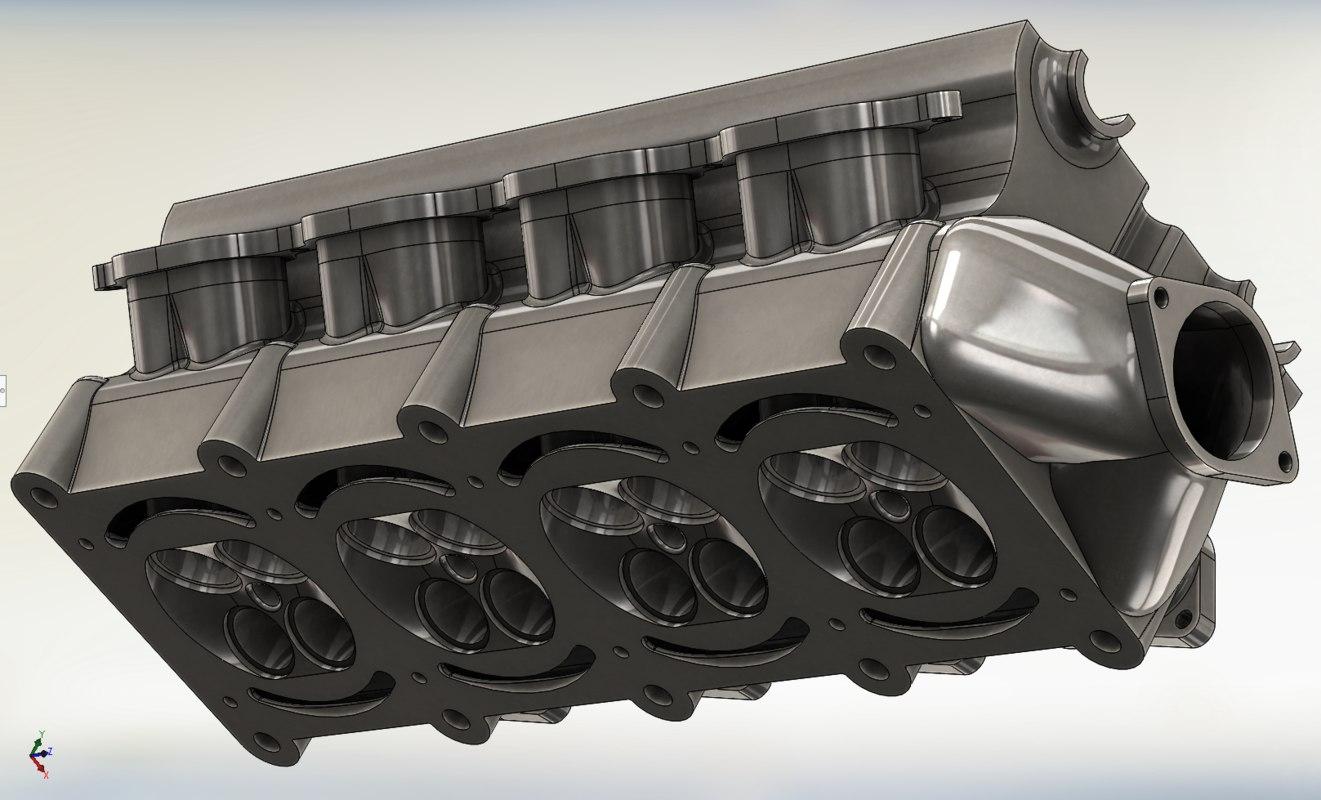 engine head 3ds