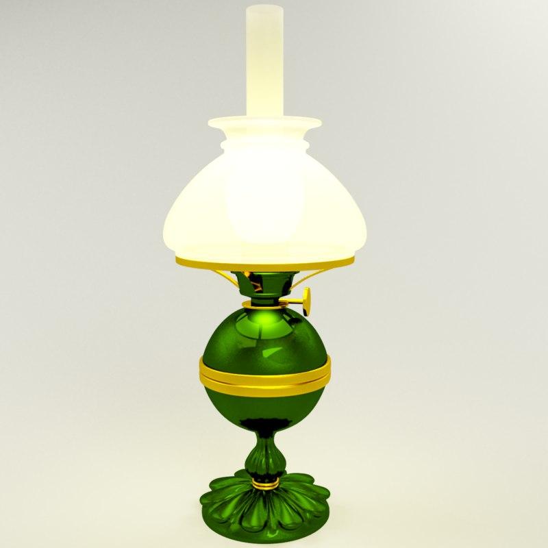 max oil lamp lights