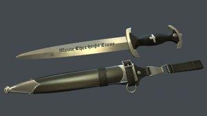 3d ss dagger