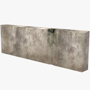stone wall 3ds