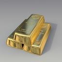 pure gold bullion
