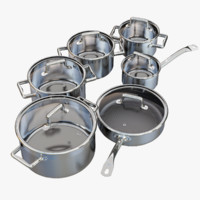max high-quality pans