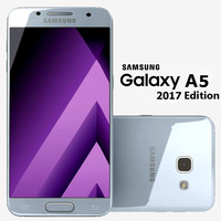 3d samsung galaxy a5 model
