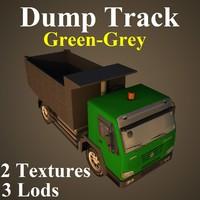 3d dumptrack ggr dump