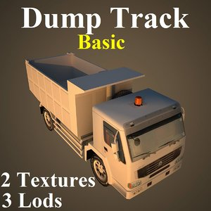 dumptrack basic dump max