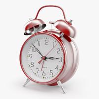 max classic analog alarm clock