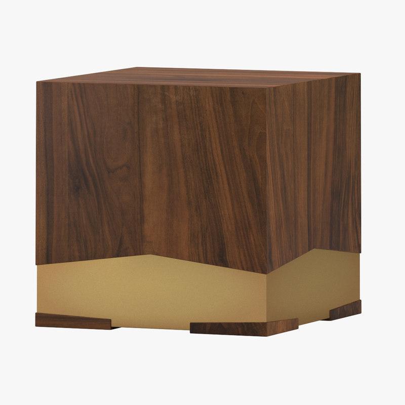 studio roeper table 3d max