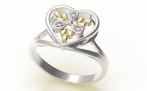 3d model of ring