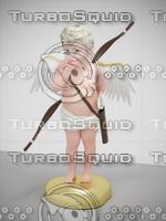 3d model cupid s