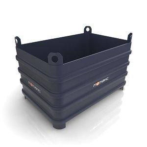 container box obj