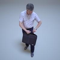 max businessman bag people human