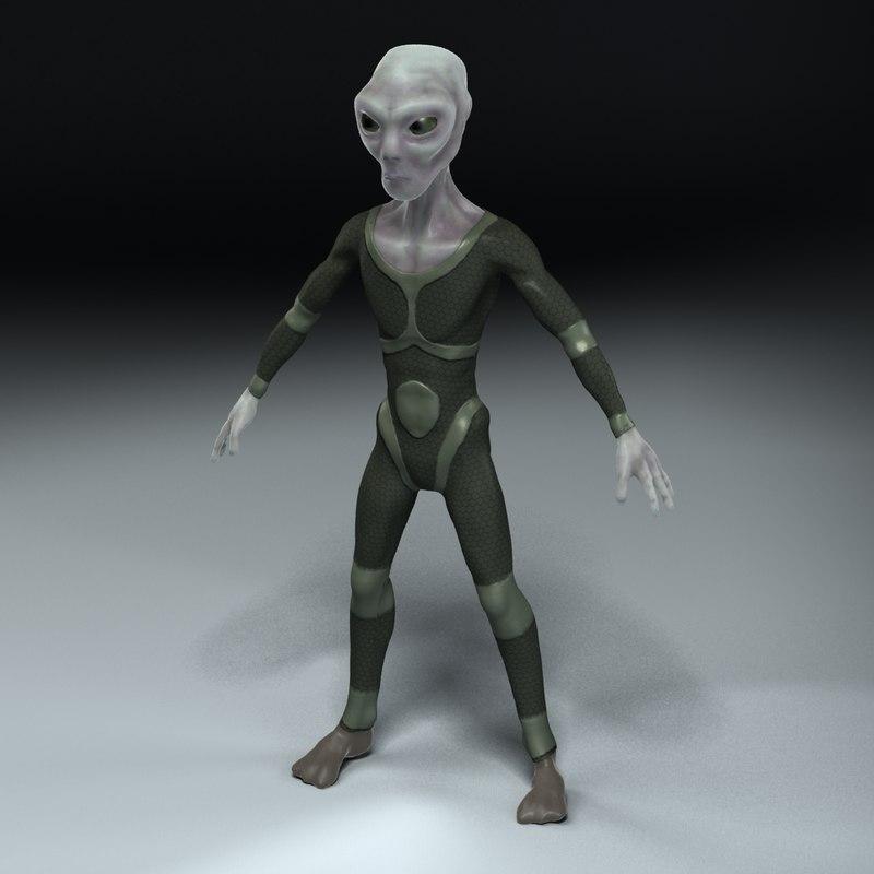 alien extraterrestrial martian max