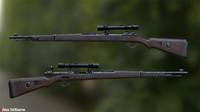 karabiner 98k rifle max