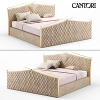bed cantori obj