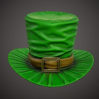 3ds leprechaun hat