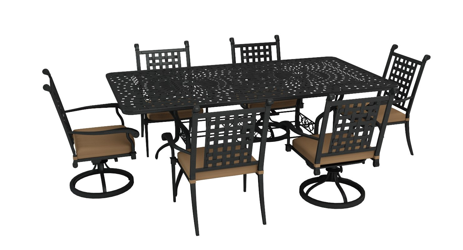 belmont extendable dining max