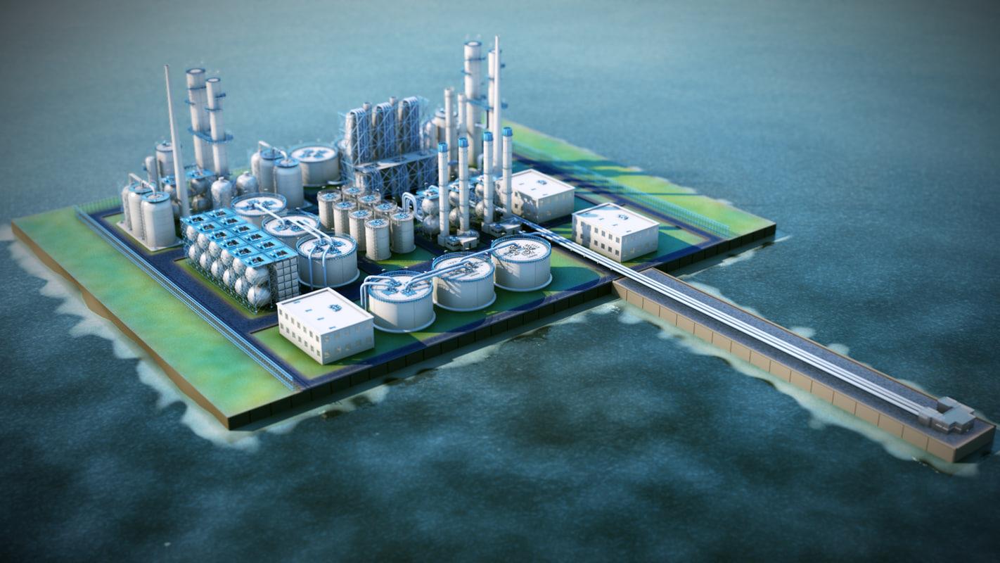 scene oil terminal ready max