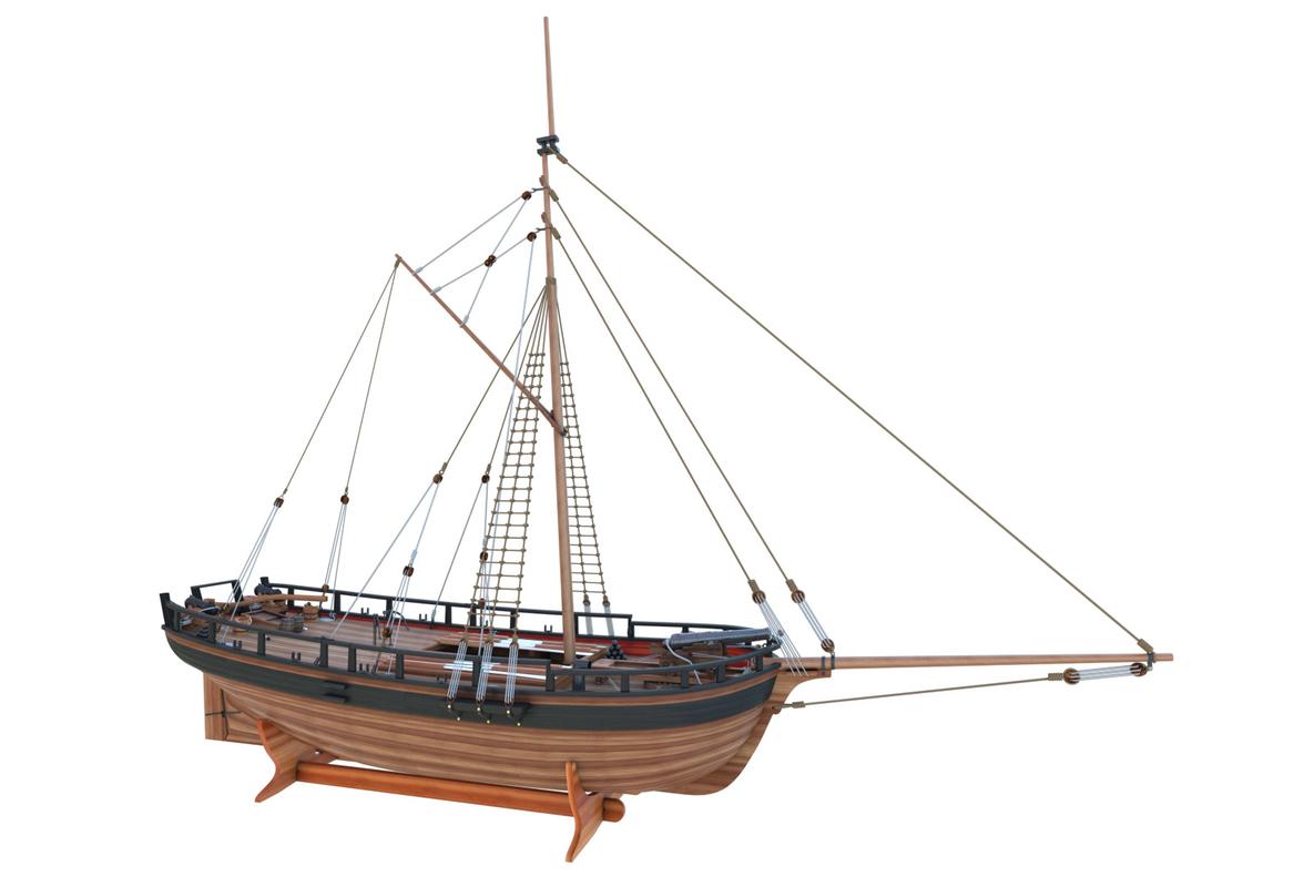 max hm gunboat william construction