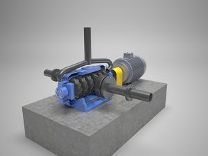 water pump max