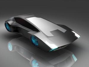 futuristic hover max