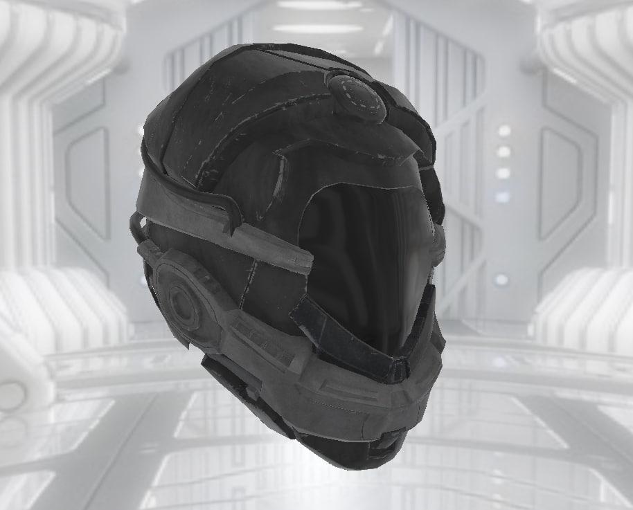head ready gaming 3d model