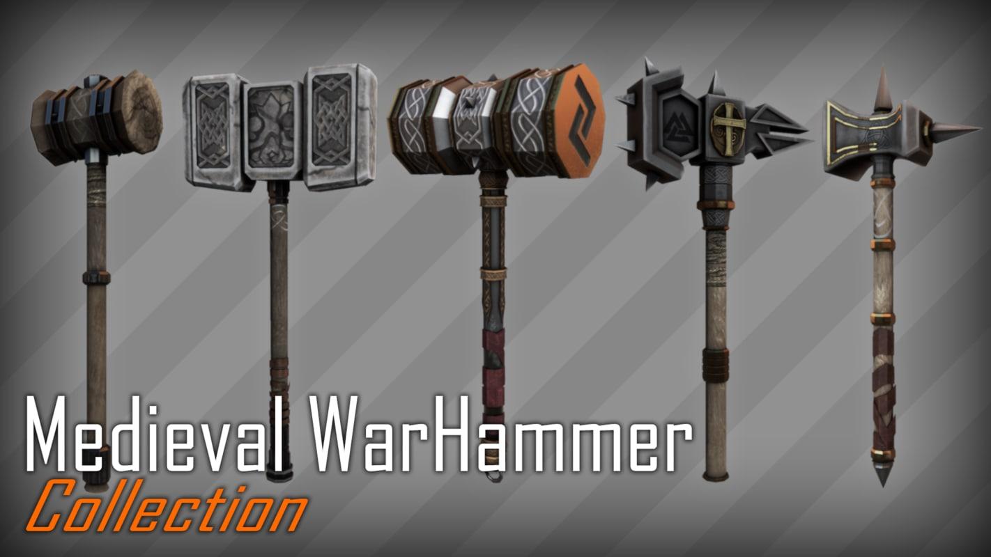 3ds fantasy warhammers