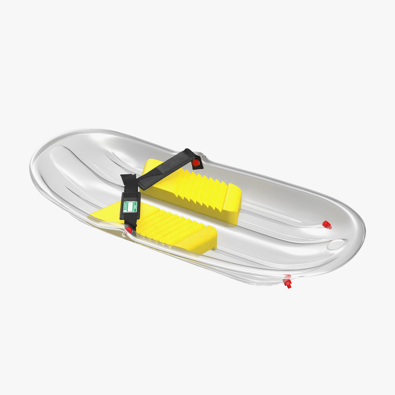 freestyle snow sled 3d 3ds