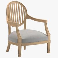 chair 98 3d max
