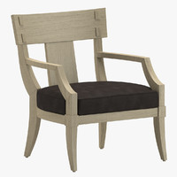 3d model chair 99
