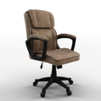 3d model cyrus executive chair