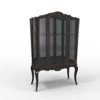 cabinet 3d max