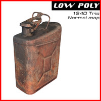 Old Jerrycan