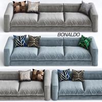 bonaldo sofa 3d max