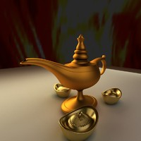 max aladdin magic lamp chinese