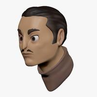 obj sculpture animation games