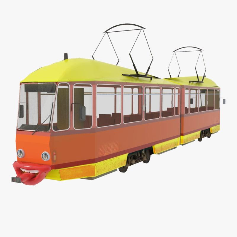transport vehicles 3d max