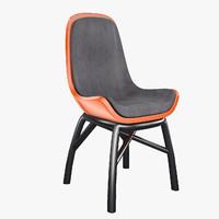 modern chair fbx