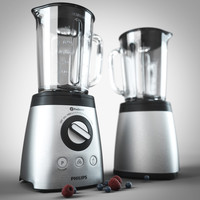 3d avance philips blender octane model