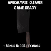 cleaver apocalypse 3d max