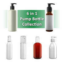 Beauty Care Pump Bottle Collection