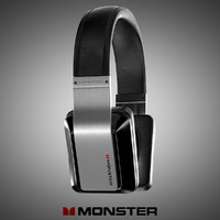 monster beats inspiration 3d max