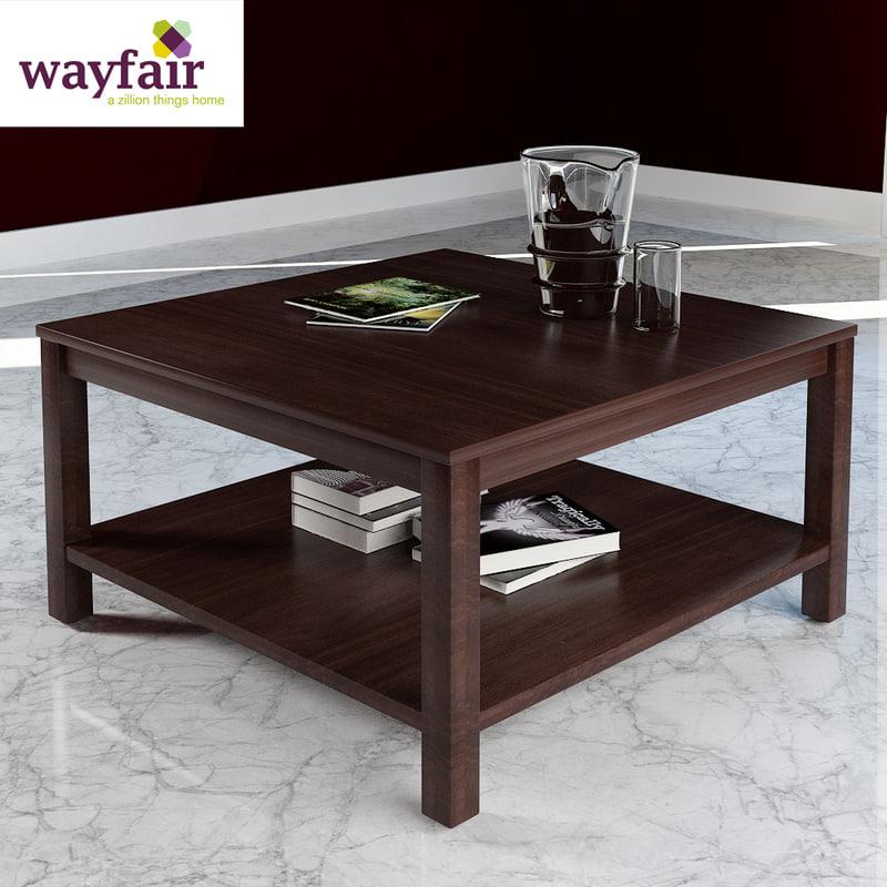 table 1 3d model