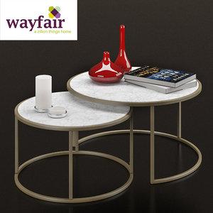 3d model table 6