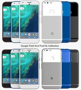 google pixel xl 3ds