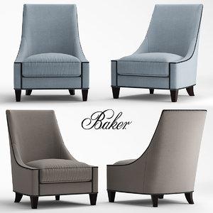 bel air lounge 3d max